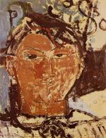 Portrait of Pablo Picasso