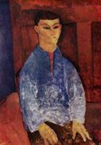 Portrait of the Painter Moise Kisling