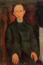 Portrait of Pinchus Kremenge