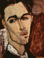 Portrait of the Spanish Painter Celso Lagar