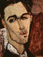 Portrait of the Spanish Painter Celso Lagar