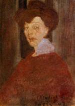 Portrait of a Woman 1907