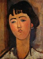 Portrait of a Woman 1915