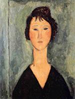 Portrait of a Woman 1919
