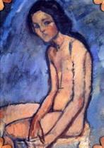 Seated Nude 1909