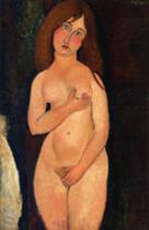 Venus (Standing Nude)