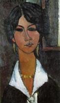 Woman of Algiers