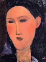 Woman's Head 2
