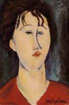 Woman's Head 3