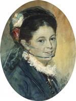 Fru Hulda Haeggstrom