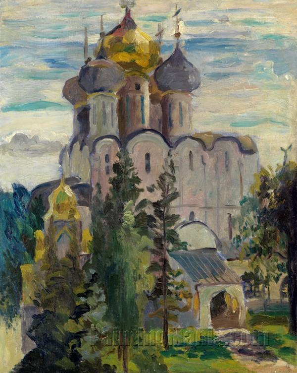 Church in Autumn