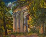 Arkhangelskoye. The Old Gate