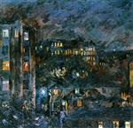 Bronnaya Street at Night