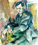 Portrait of I.S. Malyutin