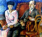 Portrait of N.M. Schekotov with Wife
