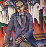 Portrait of A. Tairov