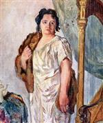 Portrait of V. Dulova