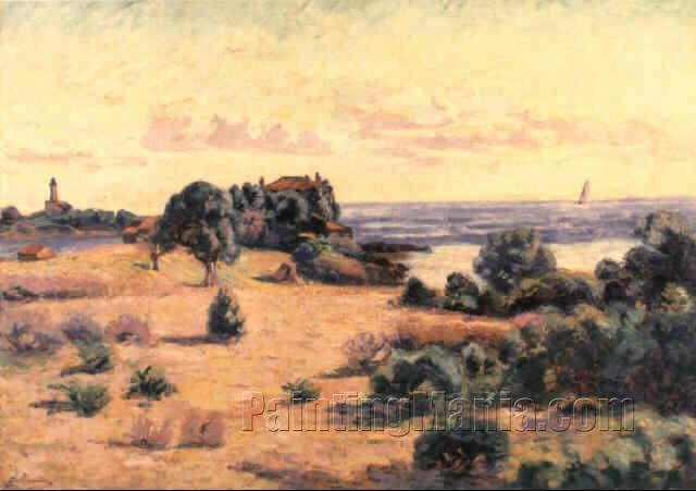 Agay seen from Boulouris