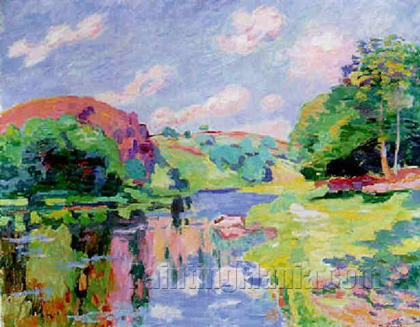 Echo Rock, Crozant 1906