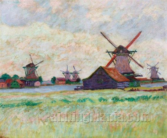 Zaandam, Mai 1904
