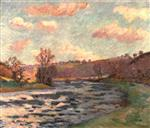 Banks of the Creuse (Barrage de Genetin)