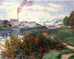 Banks of the Marne 1885