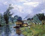 Banks of the River