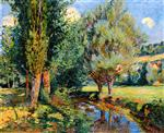 Banks of the River 1900