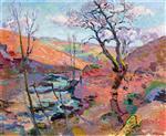 The Bouchardon Mill, Crozant c.1905
