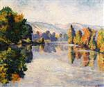 The Creuse in Autumn 1920