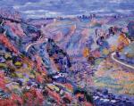 Crozant Landscape