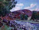 Crozant Landscape 1900