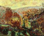 Crozant Landscape 1910