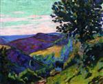 Crozant Landscape 1922