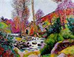 Crozant, Le Moulin Bouchardon