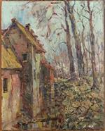 Crozant Le vieux moulin
