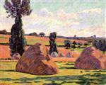 Haystacks 1890