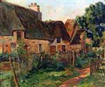 Ile de France Landscape 1888
