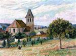 Ile de France Landscape 1890