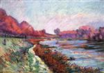 Ile de France Landscape 1895