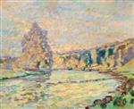 La Creuse at Genetin 1905