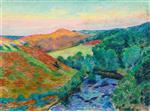 Le Puy Barriou, paysage de la Creuse