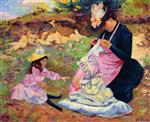 Madame Guillaumin and Her Children