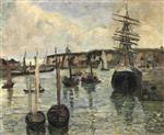 The Port of Sainte-Adresse