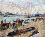 The Quay de Bercy 1881
