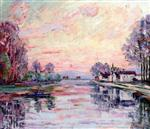 The Seine at Samois