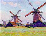 Windmills in Holland 2