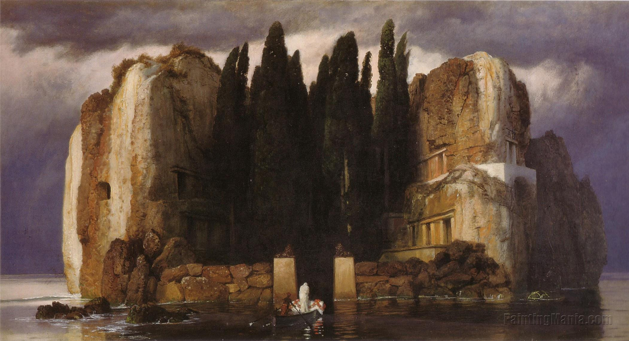Isle of the Dead (Die Toteninsel)