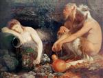 Faune, Listening to a Sleeping Nymph