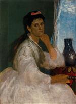 Portrait of Clara Bocklin